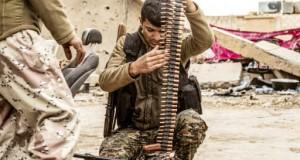 Les forces antijhadistes resserrent l'étau sur l'ultime réduit de l'EI