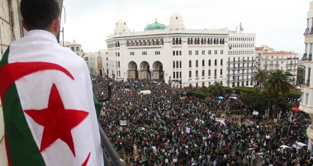 ALGERIA-POLITICS-DEMO