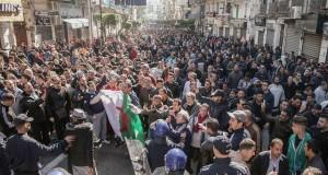 Marche à Alger 8 mars