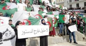 Marche à Alger