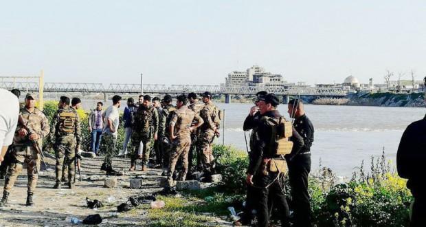 Près de 100 morts dans le naufrage d'un bateau à Mossoul