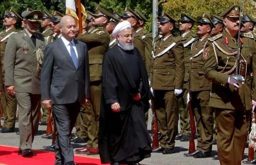 Rohani veut renforcer les liens bilatéraux