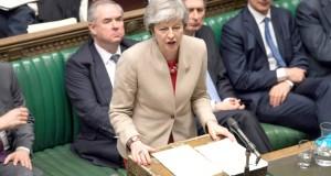 Troisième rejet du traité et nouvelle défaite pour May