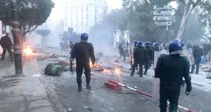 Violence marché du 1er mars