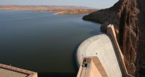 barrage de Brizina