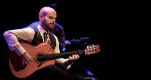 guitariste flamenco Alberto Lopez