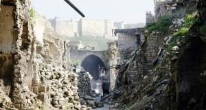 vieux souk d'Alep