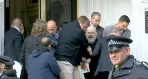 Arrestation de Julian Assange