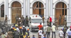 Attentat au Sri Lanka