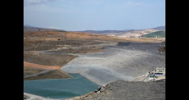 Barrage El Mouane