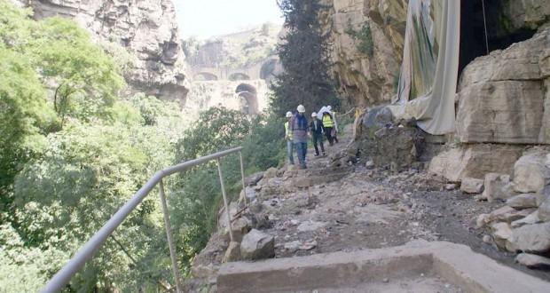 Chemins des touristes
