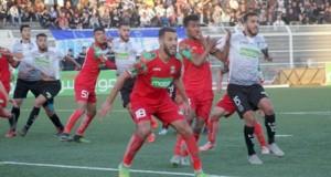 Coupe d'Algérie ESS-JSMB