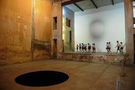 Cuba La Havane immense galerie d'art pour la XIIIe biennale