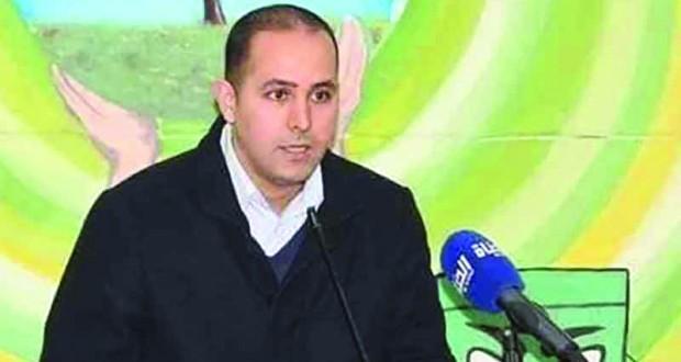 Mohamed Lamine Kitouni, maire de Bouzaréah