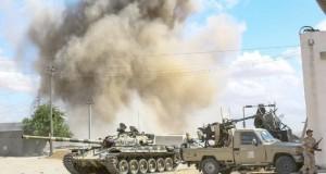 Libye Au moins 121 morts au sud de Tripoli