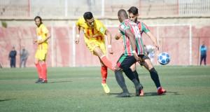 Ligue 1 NAHD-MCA