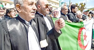 ALGERIA-POLITICS-UNREST-LAW