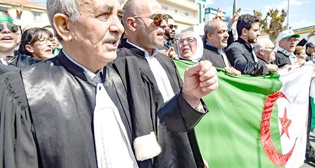 ALGERIA-POLITICS-UNREST-LAW