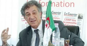 Noureddine Benissad au forum du Courrier d'Algérie