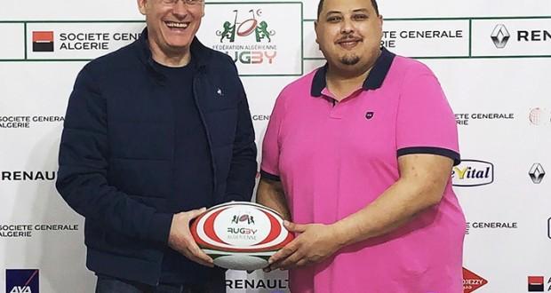 Rugby Signature d'un protocole de rapprochement