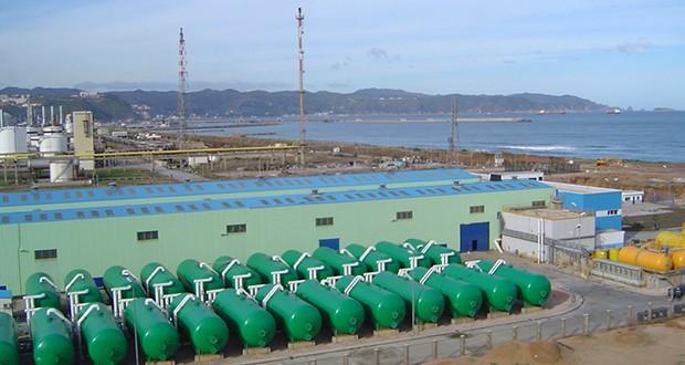 Station de dessalement d'eau de mer à Skikda