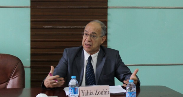 Yahia Zoubir