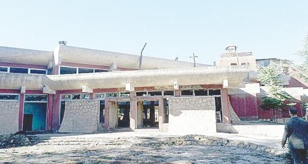 station climatique de Tala Guilef