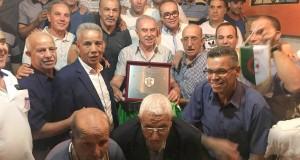 Amicale des anciens internationaux algériens