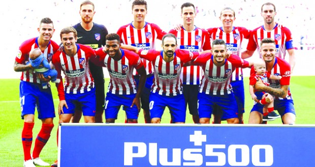 Atlético Madrid 2019
