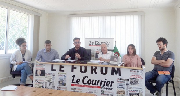 Forum du Courrier dAlgérie
