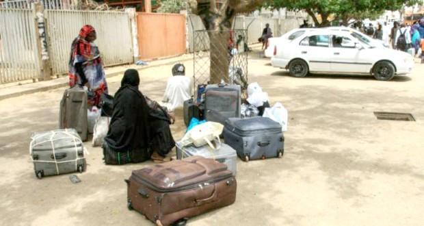 Grève générale au Soudan