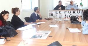 Larbi Cherif au forum