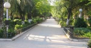 jardin archéologique Mostefa Seridi