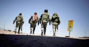 15.000 hommes à la frontière avec les USA pour stopper les migrants