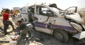 20 civils tués dans des frappes du régime sur Idleb