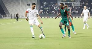 Amical Algérie-Burundi Mahrez