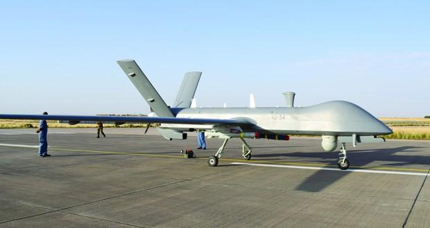 Drone algérien