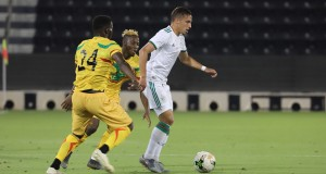 EN Algérie-Mali