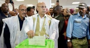 Présidentielle en Mauritanie