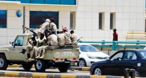 SUDAN-UNREST