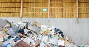 Traitement des déchets industriels