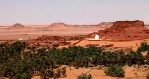 parcs culturels à Adrar