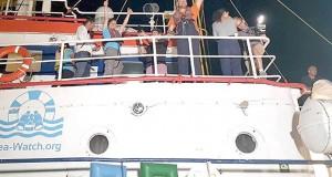 Affaire du Sea-Watch Le ton monte entre Italie, France et Allemagne