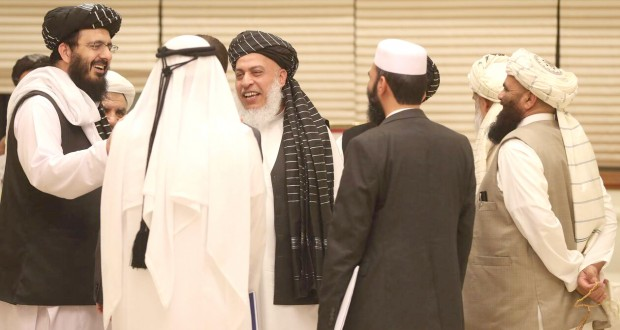 QATAR-US-AFGHANISTAN-TALIBAN-UNREST-PEACE