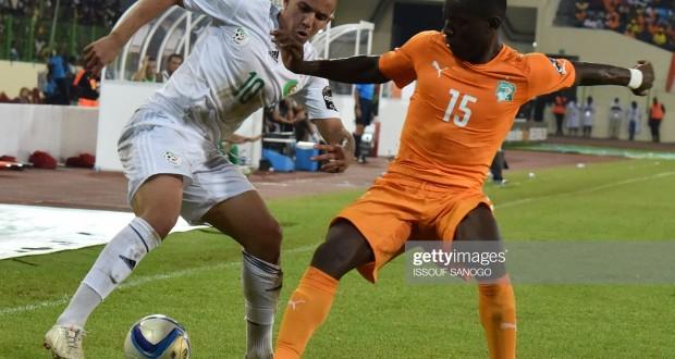 Algérie-Cote d'ivoire