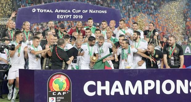 Algérie EN