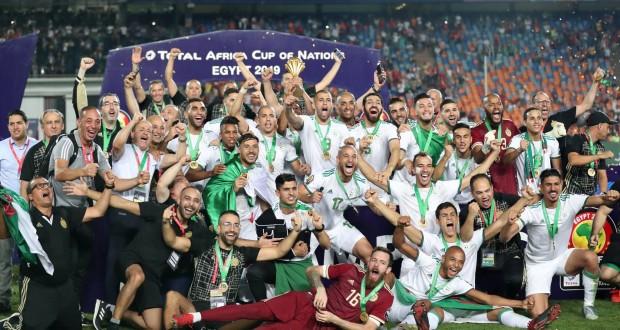 Champions d'Afrique