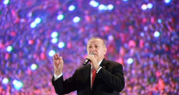 Erdogan se réjouit de l'achat des missiles russes