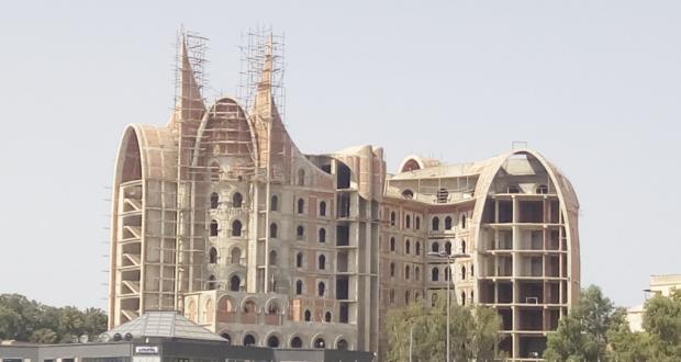 Hotel à Alger