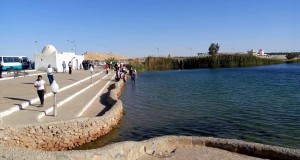 Lac «El-Bhour» de Témacine